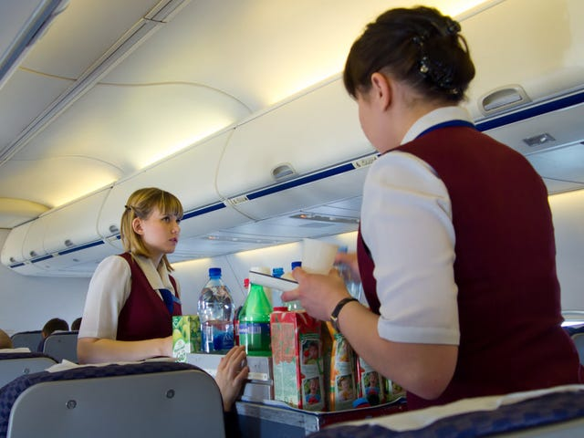 Last Call: What's your go-to airplane drink order?