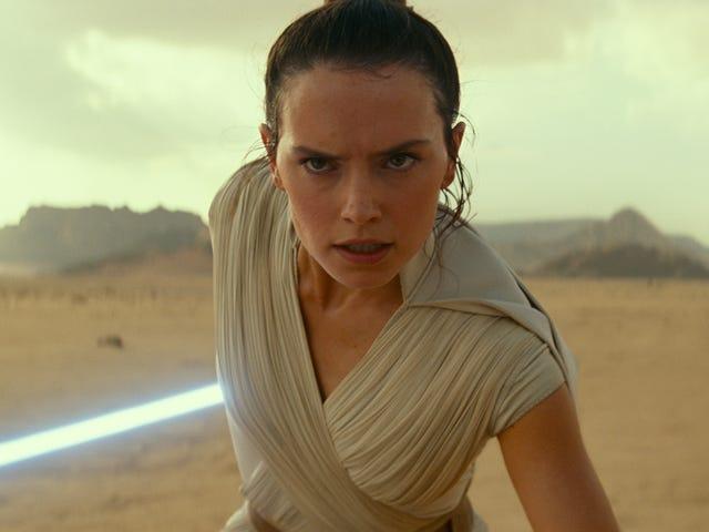 The Rise Of Skywalker verwandelt Star Wars in einen sicheren und vertrauten Fan-Service