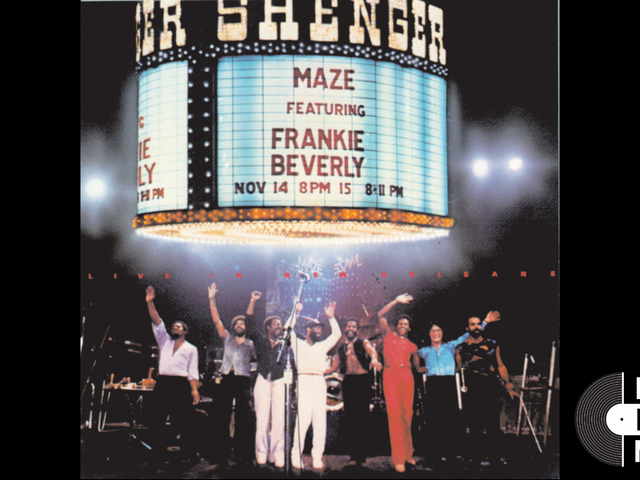 30 Days of Musical Blackness With VSB, Day 30: MAZE featuring Frankie Beverly 'Before I Let Go'