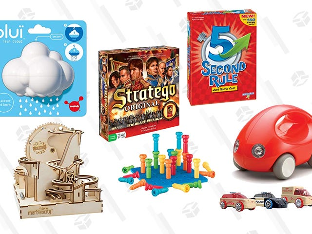 There's A Toy For Every Kid In This PlayMonster Gold Box