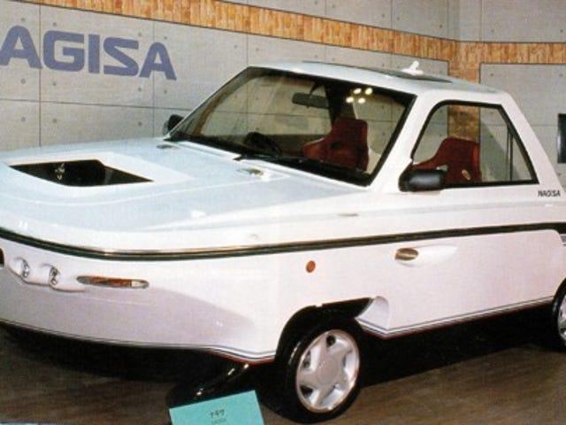 Isuzu Nagisa Concept - 1991