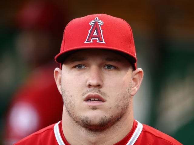 Report: Mike Trout Getting So Much Goddamn Money To Remain An Angel Forever