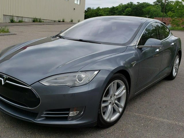 At $29,900, Could This 2013 Model S 85 Mean It's Finally Time to Buy a Tesla?