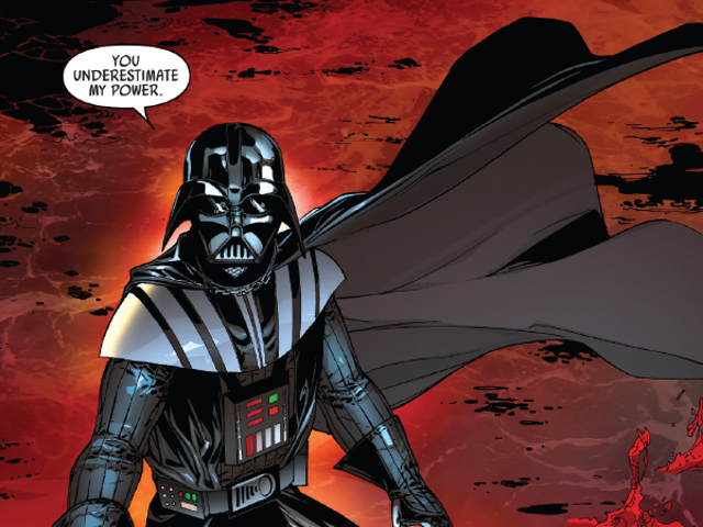 Darth Vader Dreams His Own Revenge of the Sith Fan Fiction