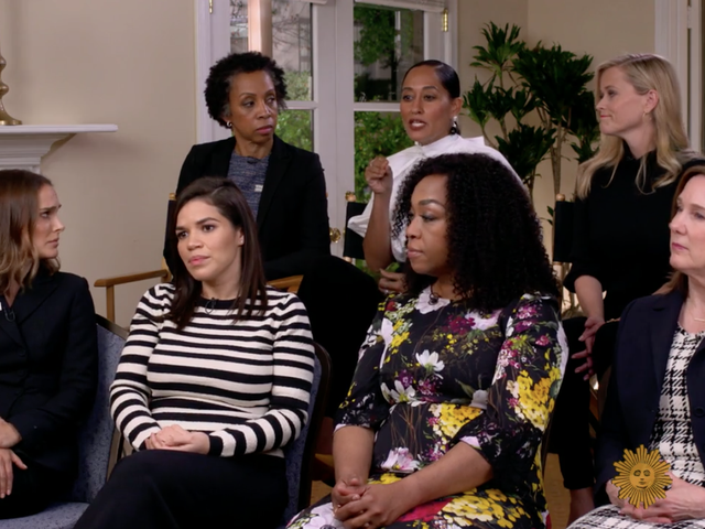 Oprah's Time's Up Interview: How to Rehab Bad Men?