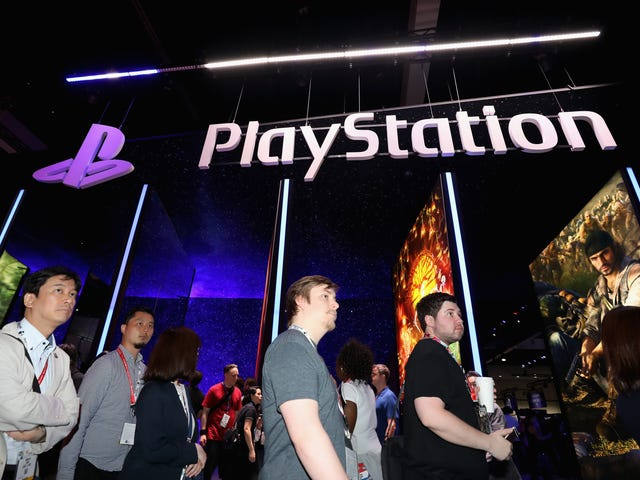 Sony Is Skipping E3 2019