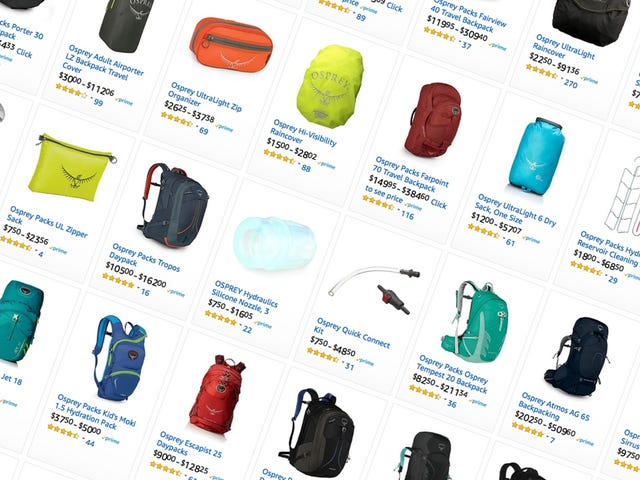 A Ton Of Osprey Gear Is On Sale On Amazon Today