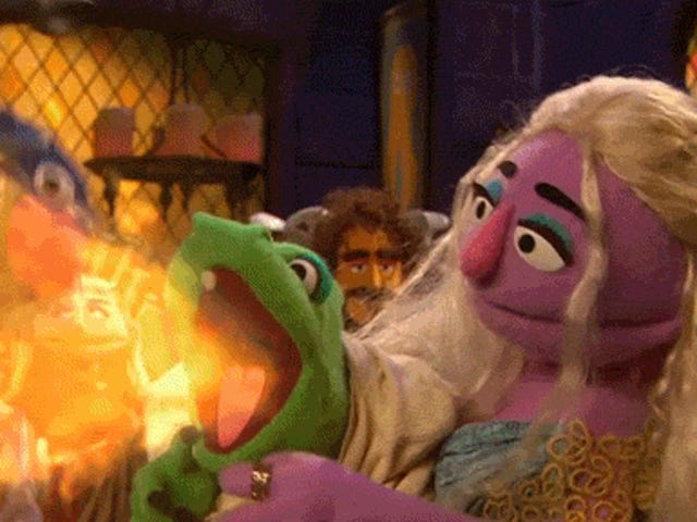 <i>Sesame Street</i> yhteenvedon <i>Game of Thrones</i> parodiasta