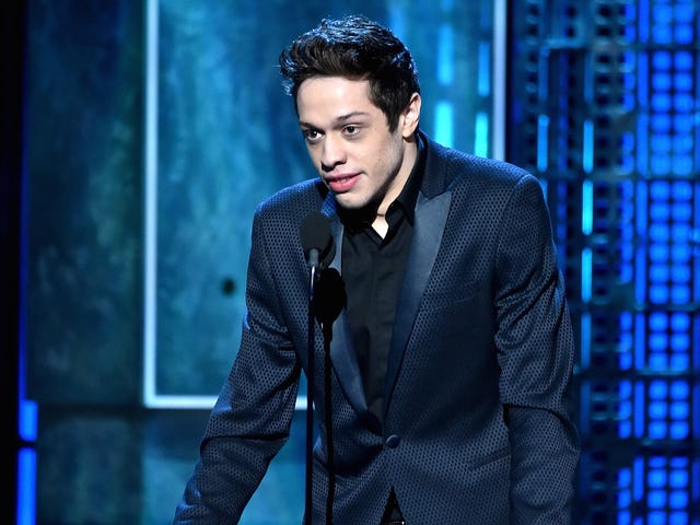SNL's Pete Davidson Announces He's Been Taking Time to Work His on Sobriety