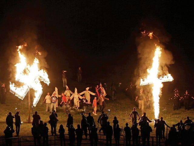 Hei Charlottesville, Va .: KKK Akan Datang Ke Pekan!