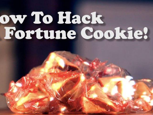 Hvordan hack inn i en formuekake