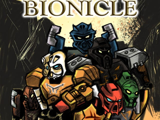 My Thoughts On The 2015 Bionicle Sets VS Hero Factory&2001 Bionicle