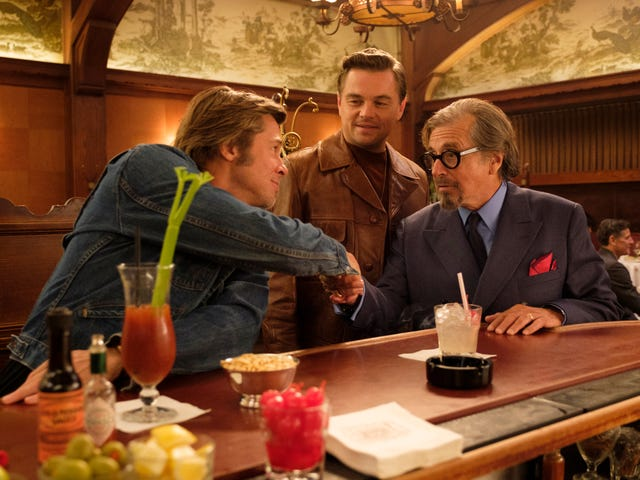 Once Upon A Time...In Hollywood is Quentin Tarantino's wistful midlife crisis movie