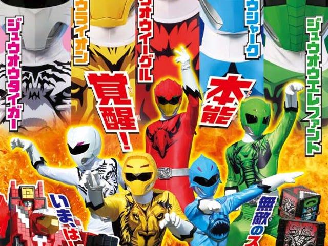 40-річчя шоу Super Sentai: Zyuohger !!