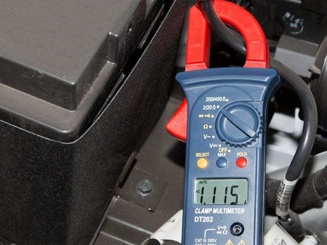 Add a Clamp Multimeter To Your Toolbox For $16