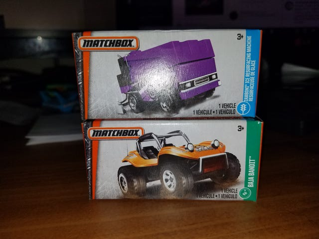 Sweet Matchbox In Boxes