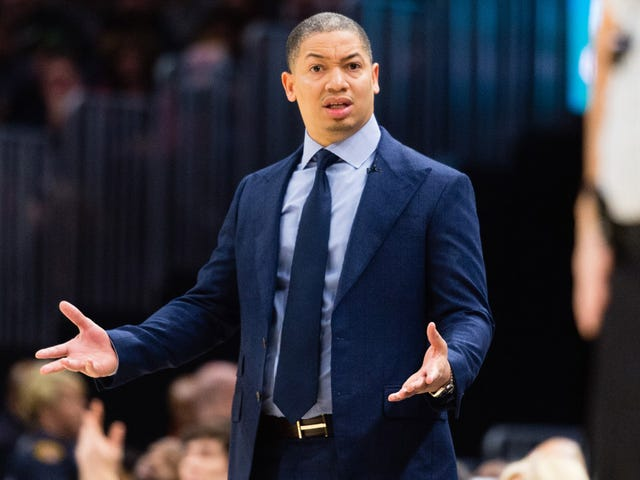 Cavs Coach Tyronn Lue Takes Leave Of Absence, Cites Health Issues