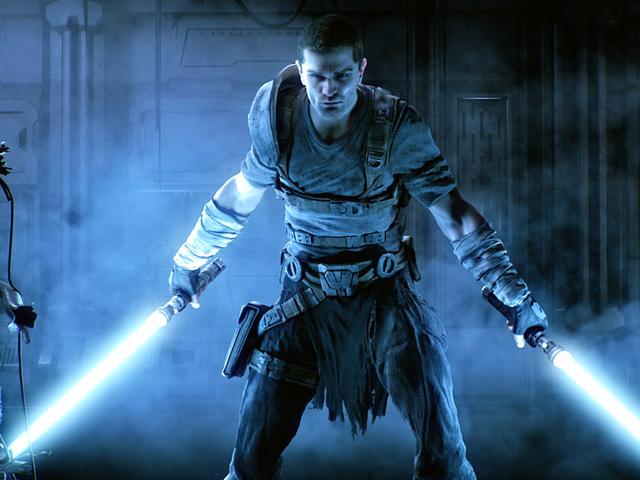 力量释放的荒诞主角几乎回归了星球大战:叛军