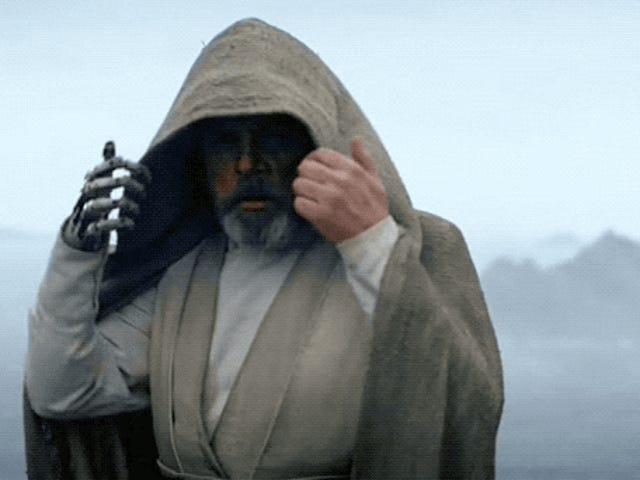 El-direktør i <i>Star Wars: The Last Jedi</i> ødelæggelse blev skrevet og blev først og fremmest afklaret