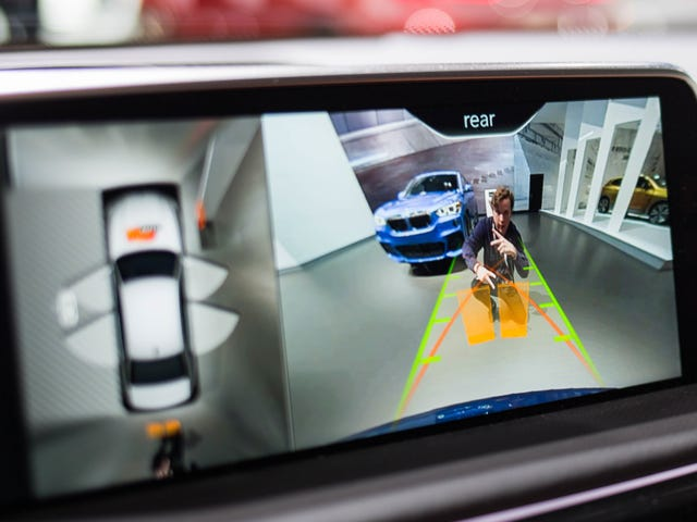 Backup Cameras Are Now Mandatory For All New Cars In The U.S.