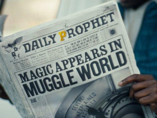 El próximo juego móvil de realidad aumentada de Pokémon Go, el desarrollador de Niantic, Harry Potter: Wizards Unite, laun