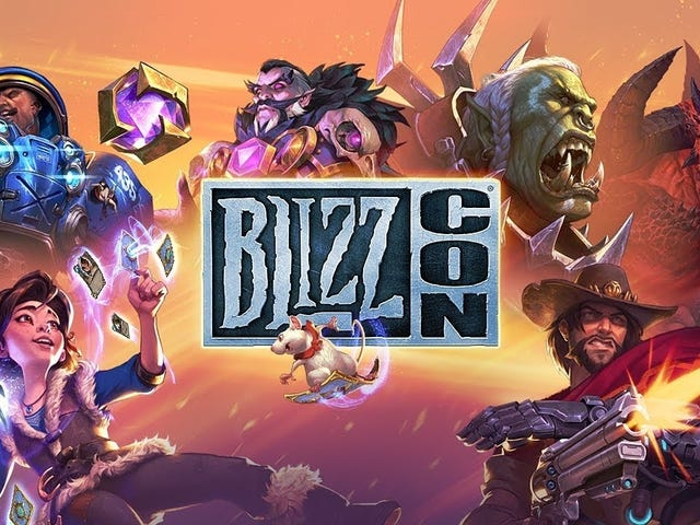 Novedades BLIZZCON 2018