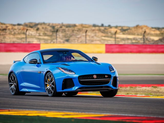You Can Get Up To $30,000 Off A Brand New Jaguar F-Type