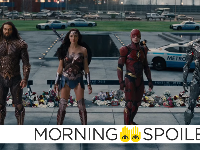 Reshoots Made One Justice League Hero Go Through Some Changes