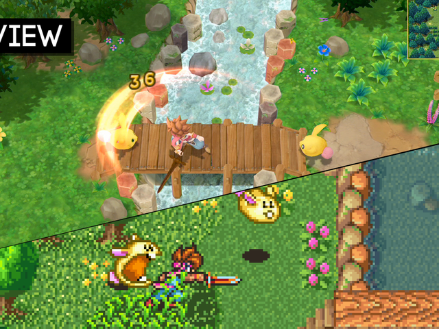 Secret Of Mana: The Kotaku Review