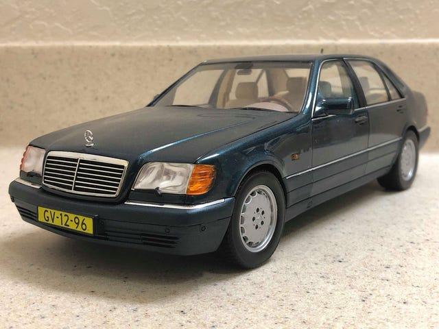 Norev 1/18 1997 Mercedes-Benz S600 (V140)