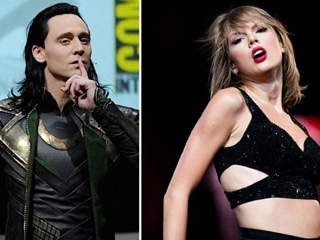 Watch Taylor Swift and Tom Hiddleston Dance in the Uncanny Valley
