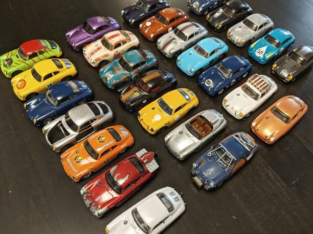 Roll Call! Porsche 356 Roundup