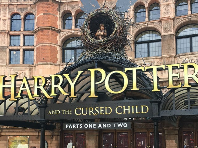 Don't Buy Scalped Tickets To Harry Potter and the Cursed Child