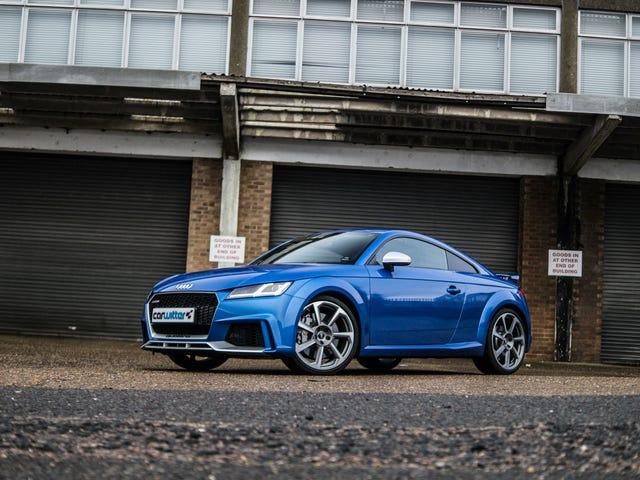 Audi TTRS v Audi RS4