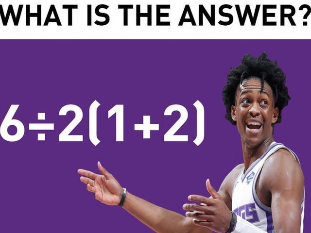Sacramento Kings Use Their Free Time To Get Everyone To Argue About The Order Of Operations