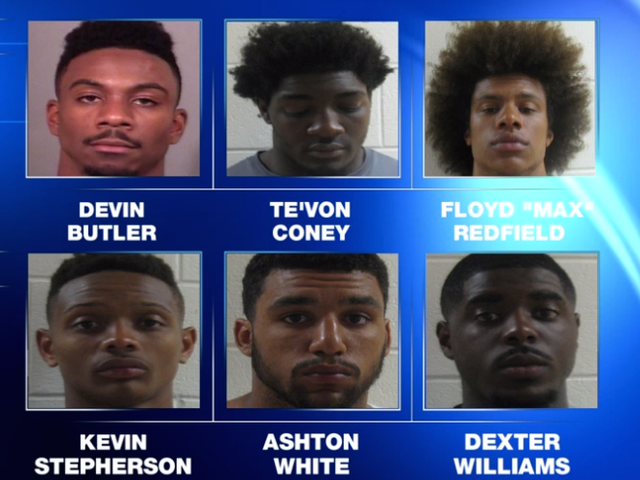 6 Notre Dame Football Players Face Disciplinary Action After Arrests
