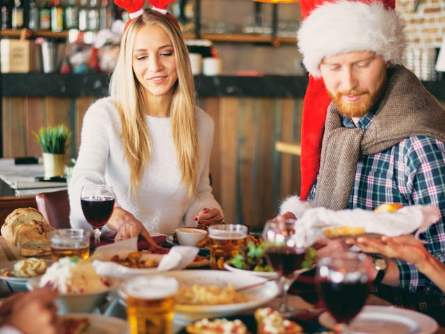 More people are ditching homecooking for Christmas dinner out