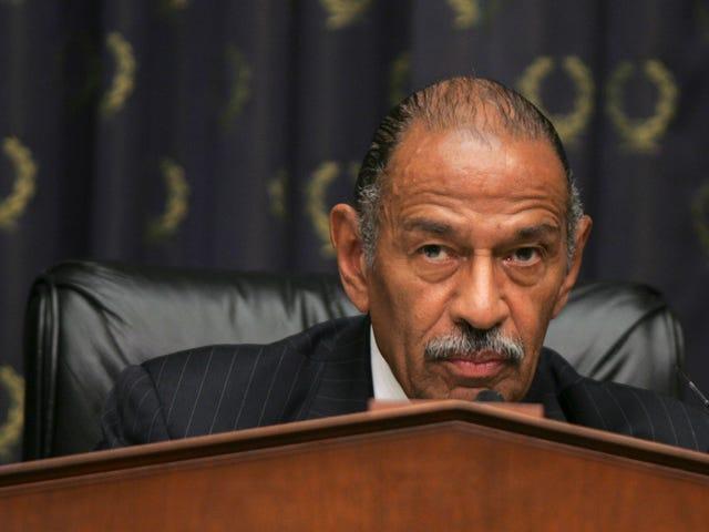 任职时间最长的黑人国会议员约翰·科尼尔斯(John Conyers Jr.)逝世,享年90岁