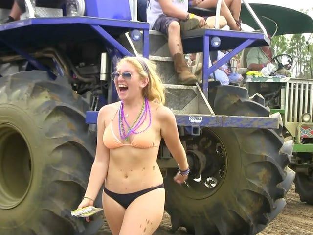 Les Oppos apprécient-ils la boue?