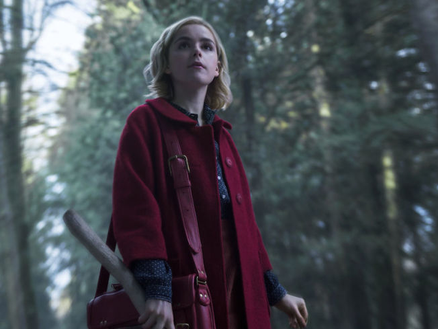 The Stars of The Chilling Adventures of Sabrina Discuss the Show's Feminist Ideals
