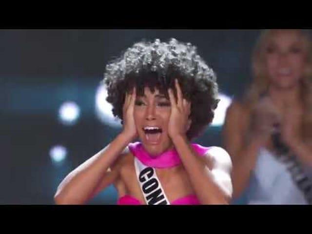 Sie ist eine natürliche: Miss Teen USA 2019 Kaliegh Garris gewann die Krone in Locken