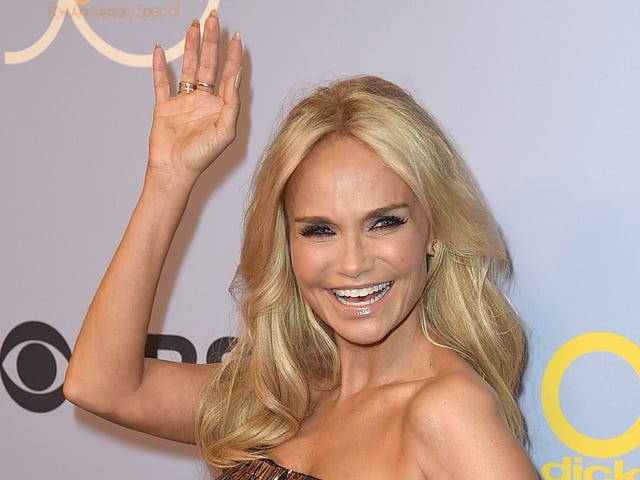 Kristin Chenoweth is Also Scared of Coronavirus