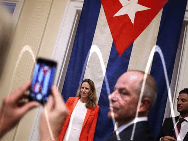 Dengar Bunyi Itu Diplomat AS Heard Apabila Diserang oleh 'Alat Sonic' di Cuba