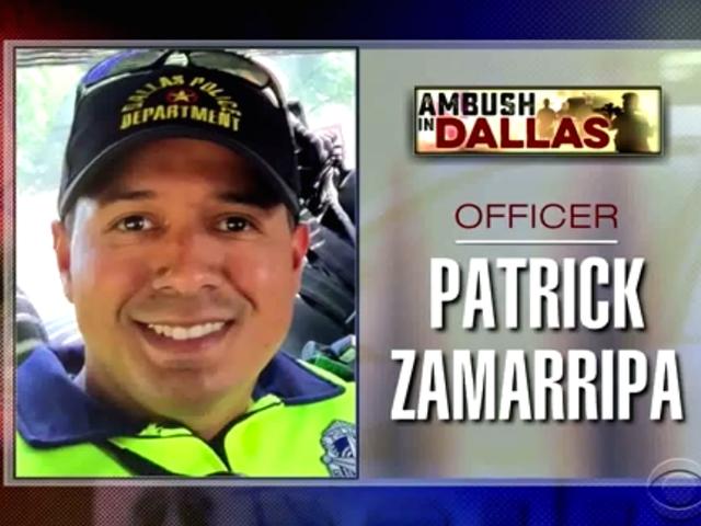 Cha của cảnh sát Slain Dallas đang kiện Black Lives Matter vì kích động 'Chiến tranh với cảnh sát'