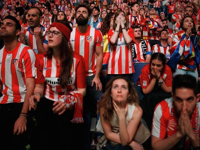 Η FIFA υπογράφει απαγορεύσεις μεταφοράς για την Ρεάλ Μαδρίτης και την Ατλέτικο