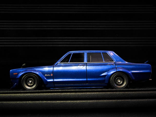 Forty 3rd: One Unique Model (Skyline Part 5)
