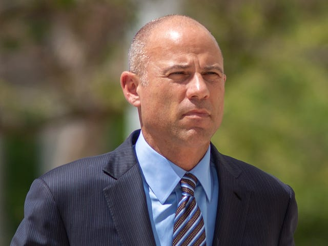 Did Michael Avenatti Fall For A Hoax Invoice Claiming That Nike Paid Zion Williamson's Mom?