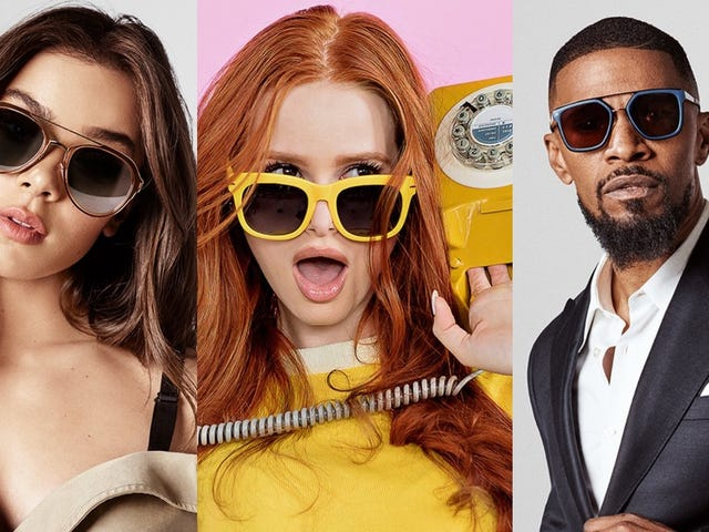 Treat Yourself to a New Pair of Sunglasses For $24
