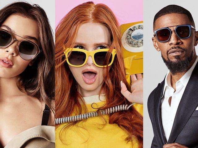 Zafunduj sobie nową parę okularów przeciwsłonecznych za 24 USD