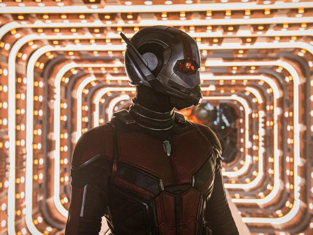 Ant-Man and the Wasp Is Poking More Holes in the Marvel Cinematic Universe's Idea of Magic